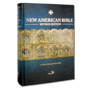 Harga The New American Bible Revised Edition (Blue)