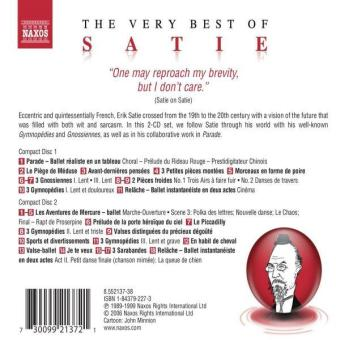 Satie Very Best Of Price Philippines