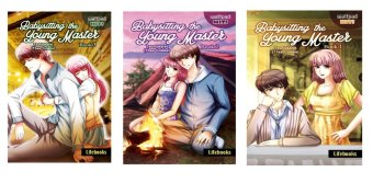 Harga Babysitting The Young Master Bundle of 3