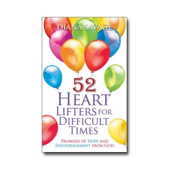 52 Heart Lifters for Difficult Times: Promises of Hope and Encouragement from God Price Philippines
