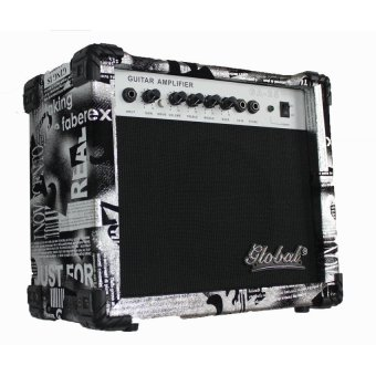 Harga Global 25W Guitar Amplifier