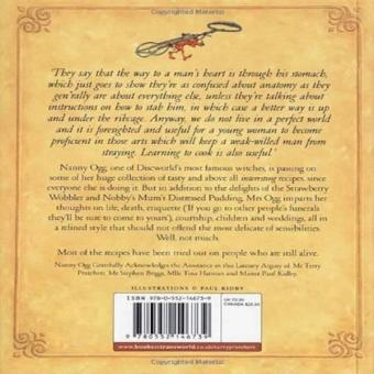 Harga Nanny Ogg'S Cookbook: A Useful And Improving Almanack Of Information Including Astonishing Recipes From Terry Pratchett'S Discworld (Discworld Series)