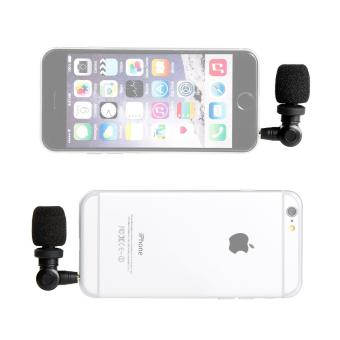 Saramonic iMic Mini Flexible Condenser Microphone with High Sensitivity for Apple IOS Devices and Android Smartphones Price Philippines