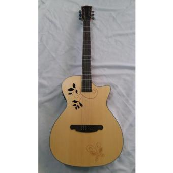 Harga SQOE acoustic-electric handcrafted guitars (SQ-IS)