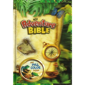 CLC Phils NIV Adventure Special Edition 3D Cover Bible Price Philippines