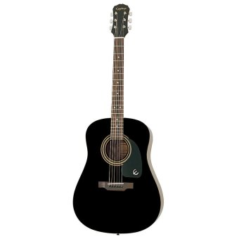 Epiphone DR-100 Dreadnought Acoustic Guitar (Ebony) Price Philippines