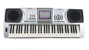 Harga Global GL-330 61 Key Electronic Keyboard