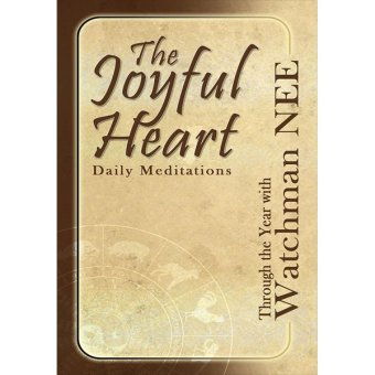 The Joyful Heart: Daily Meditations Price Philippines