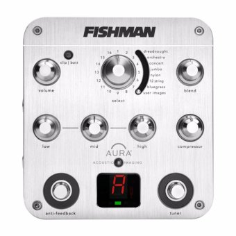FISHMAN AURA SPECTRUM + DI (PRO-AUR-SPC) Price Philippines
