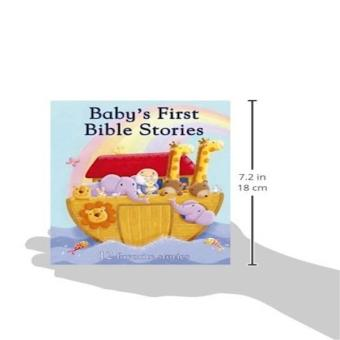 Harga Baby's First Bible Stories First Padded
