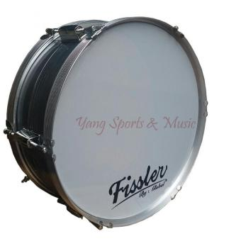Harga Global Fissler Snare Drum (Silver)