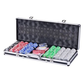Poker Set 500 piece Set (Black) Price Philippines