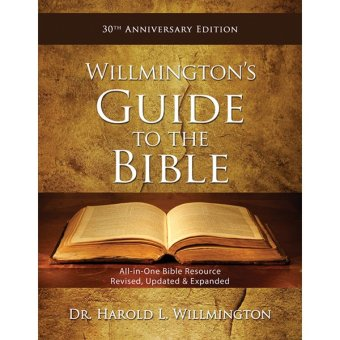 Willmington's Guide to the Bible: 30th Anniversary Edition Revised Hard Cover Price Philippines