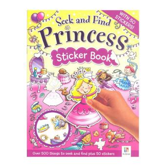 WS Seek And Find -Princess Price Philippines
