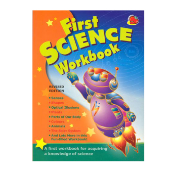 Harga WS FIRST SCIENCE WORKBOOK