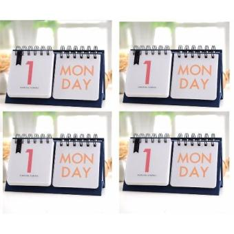 Mini Desk Perpetual Almanac Calendar Set of 4 Price Philippines