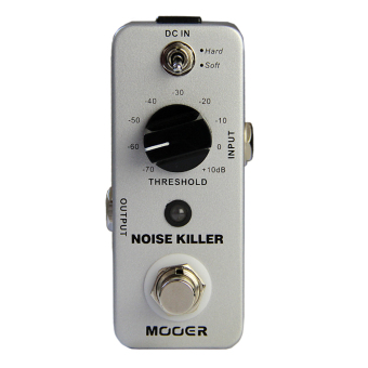 Harga MOOER Noise Killer Noise Reduction Guiatr Effect Pedal True bypass