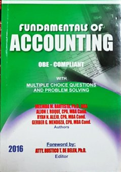 Fundamentals of Accounting Price Philippines