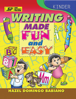 Harga Writing Made Fun and Easy Kinder