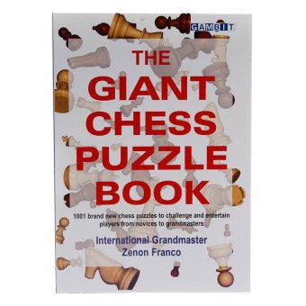 The Giant Chess Puzzle Book Price Philippines