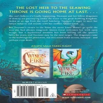 Harga Wings Of Fire Book Two: The Lost Heir