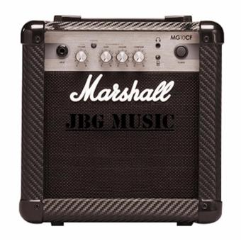 Harga Marshall MG10CF MG Series 10-Watt Guitar Combo Amp (Black)