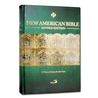 Harga The New American Bible Revised Edition (Green)