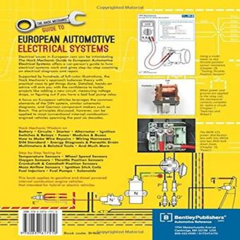 Harga The Hack Mechanic Guide To European Automotive Electrical Systems