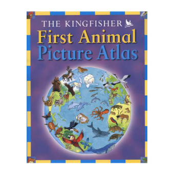 Harga WS First Animal Picture Atlas