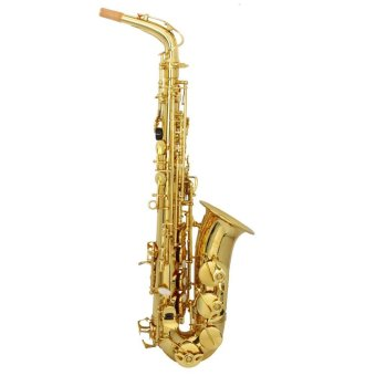 Harga Global Alto Saxophone (Gold)