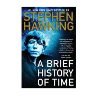 Harga Brief History Of Time [Paperback]