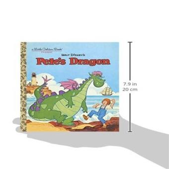 Pete's Dragon (Disney: Pete's Dragon) (Little Golden Book) Price Philippines