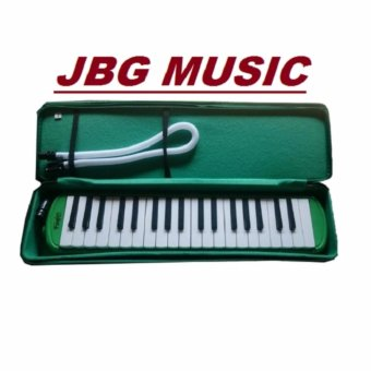Harga Global 37 Key Melodica (Green)