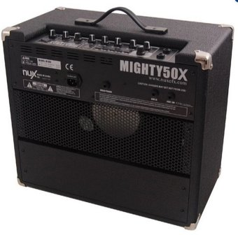 NUX Mighty50X 50W Guitar Amplifier (Black) Price Philippines