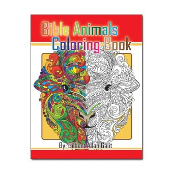 Bible Animals Coloring Book Price Philippines