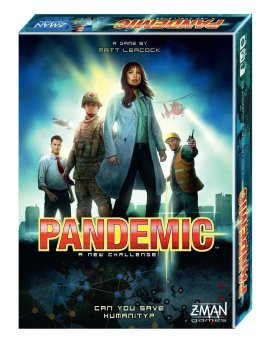 Harga Z-Man Games Pandemic Board Game