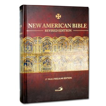 Harga The New American Bible Revised Edition (Maroon)