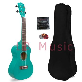 Jasmine Concert Colored Ukulele Ukelele (Green) Price Philippines