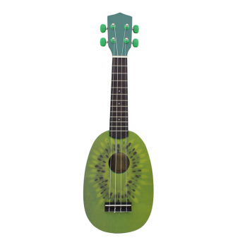 "21"" Ukelele 4 Strings Cute Kiwi Basswood Stringed Musical Instrument Christmas Gift Present Price Philippines"