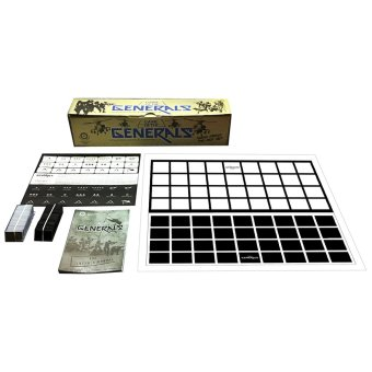 Harga Game of the Generals RTO (Brown)