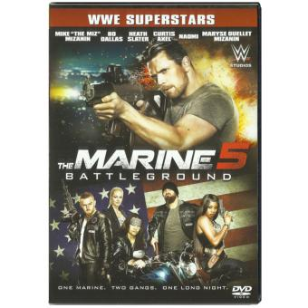 Harga The Marine 5: Battleground DVD