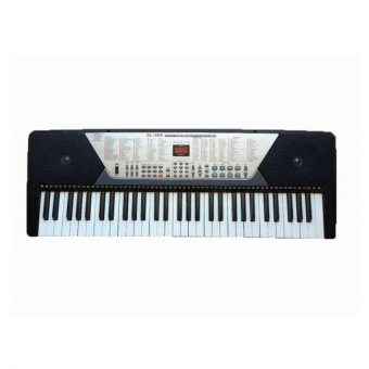 Harga Global GL-999 Electronic Keyboard (Black)