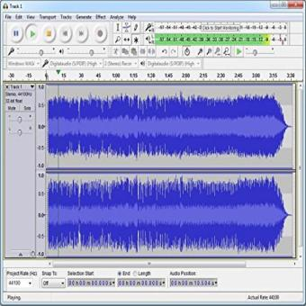 Audacity® Audio Recorder And Editor - Your Professional Sound Studio For Recording- Editing And Playing All Common Audio Files: Wav- Aiff- Flac- Mp2- Mp3- Ogg Vorbis I For Pc + Mac Price Philippines