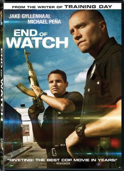 End of Watch DVD Price Philippines