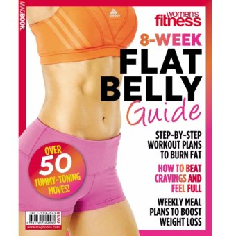 8-Week Flat Belly Guide Price Philippines