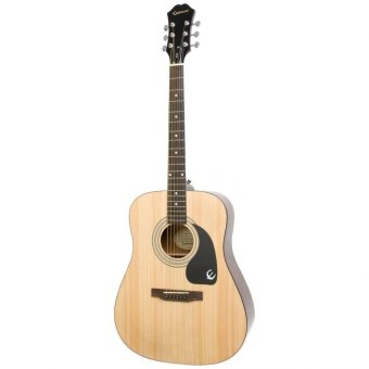 Harga Epiphone DR-100 Dreadnaught Acoustic Guitar (Natural)