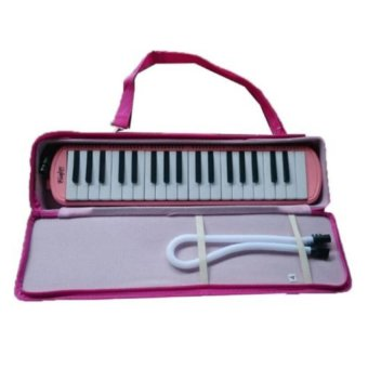 Harga Global 37 Key Melodica (Pink)