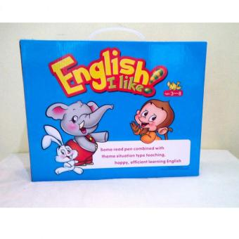 English I like Book Set For Children (12 books) Price Philippines