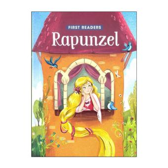 Harga WS First Readers (New)-Rapunzel