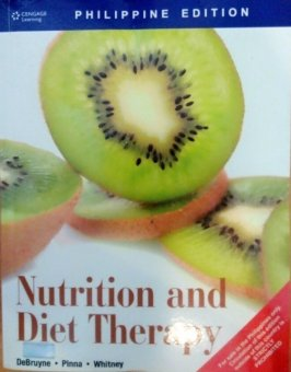 Harga NUTRITION AND DIET THERAPY